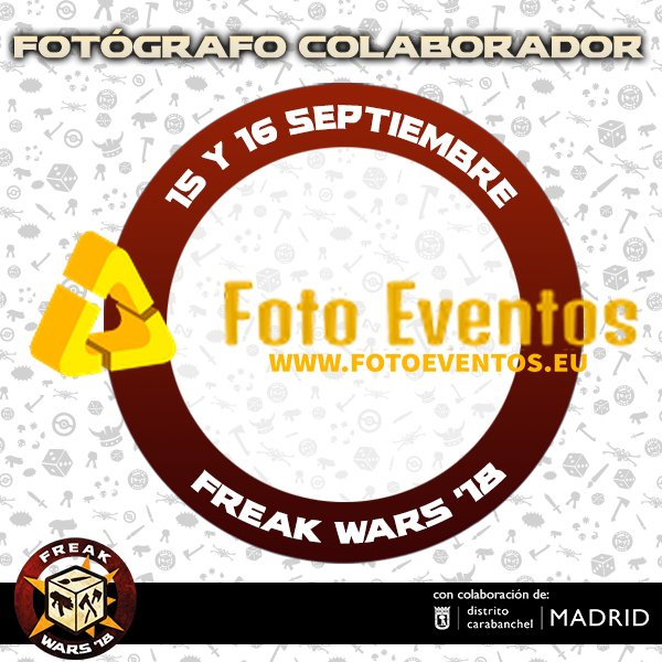 Freak Wars t FotoEventos